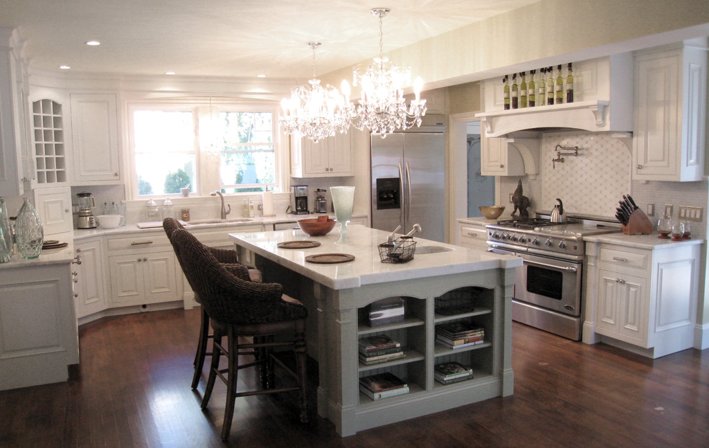 Newton Kitchen Island